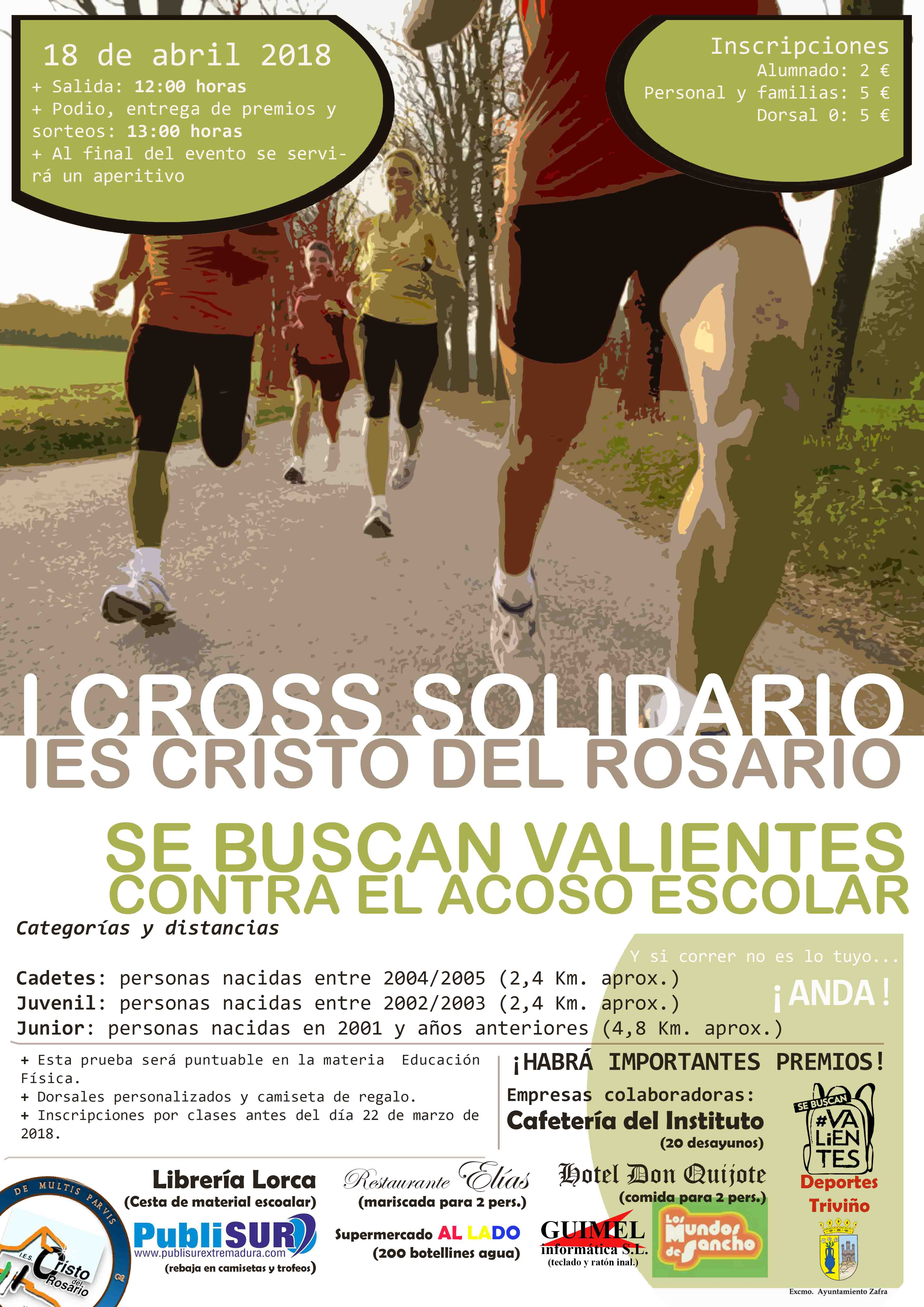 Cartel I Cross Solidario WEB